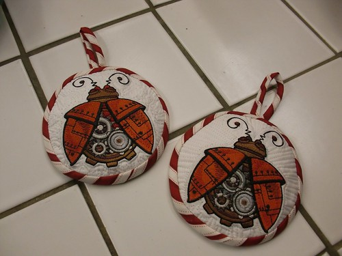 Ladtbug ornaments
