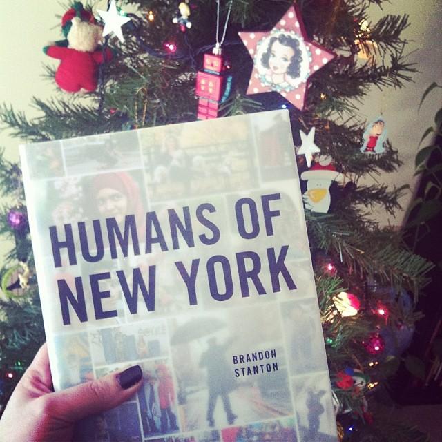 Thank you Santa!!!!  #HONY