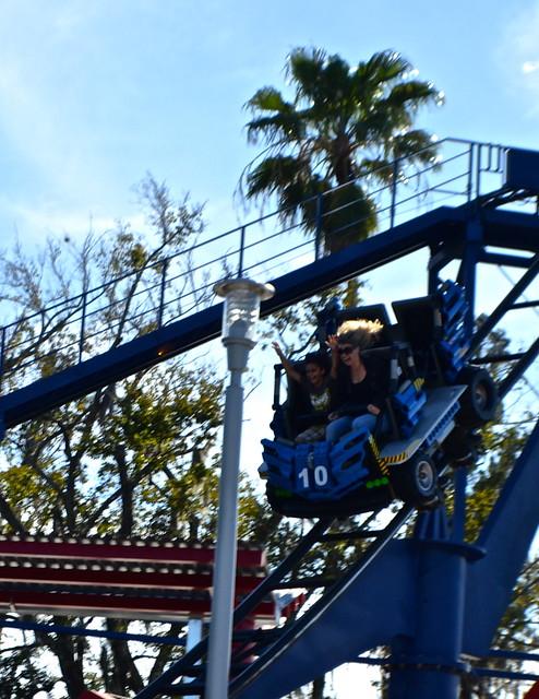 Legoland, Florida - help me - rollercoaster