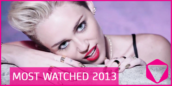 MOST WATCHED 2013
