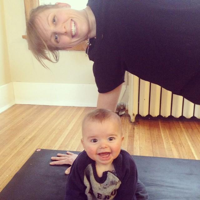 Home Yoga Practice - Kathleen Engelhardt