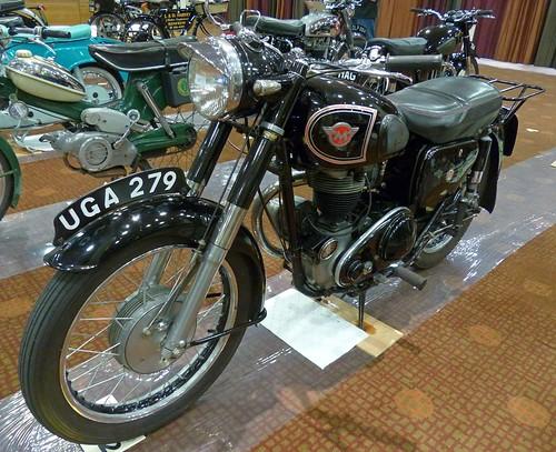 1957 Matchless G3LS 350cc