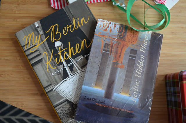 Christmas in January Berlin books presents