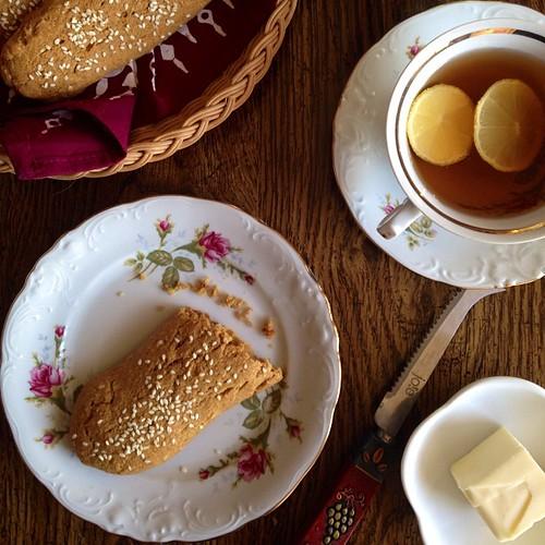 Roti Gambang by Fitri D. // Rumah Manis