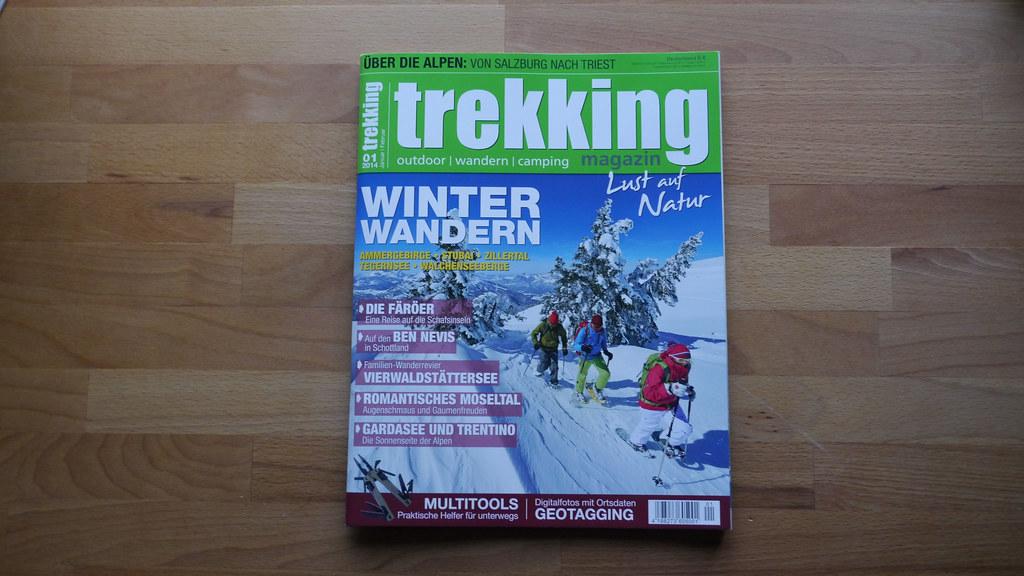trekking Magazin 01/2014