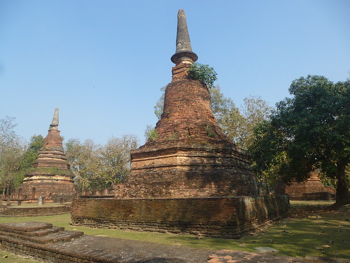 TH-Kamphaeng Phet-Wat Phra That (1)
