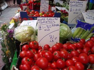 Farmer's market Abergawenny 004