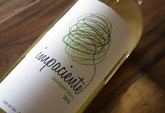 Impaciente Sauvignon Blanc 2013