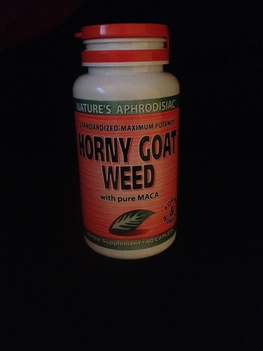 Mens Health: Does Horny Goat Weed Work for ED?