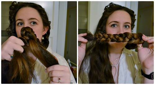 16th Century Italian Braids and Curls on MorganDonner.com