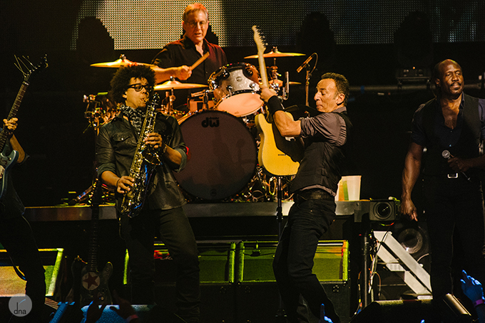 Bruce Springsteen concert Velodrome Bellville Cape Town 26 January 2014 shot by Desmond Louw dna photographers 18