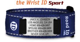 Road ID Wrist ID Sport image