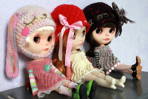 Dolls looking cute ♥
