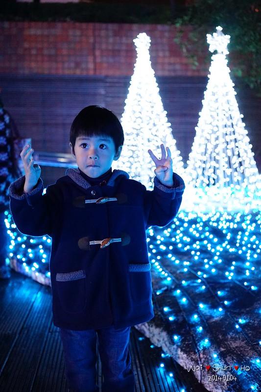 Yeah! Xmas Tree Lighting