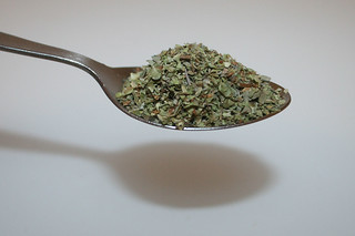 06 - Zutat Majoran / Ingredient marjoram