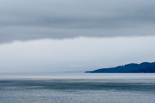 Georgia Strait by petetaylor