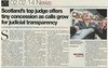 Tiny concession offered by Scotland's top judge - Sunday Herald 2 feb 2014