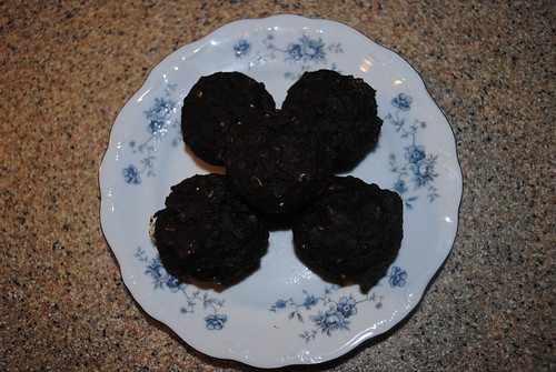double carob chip muffins (1)