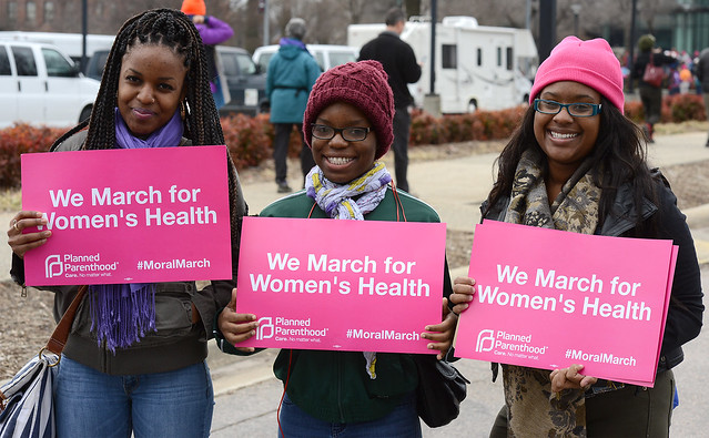 February 2014 Moral March On Raleigh 1
