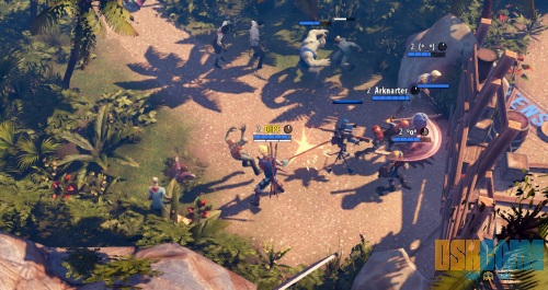 Dead Island Epidemic, gameplay