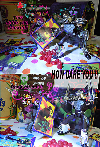 PAPER MAGIC GROUP :: Nickelodeon TEENAGE MUTANT NINJA TURTLES ; VALENTINE'S MAIL BOX xvii // ..Valentine for Saki  (( 2014 ))