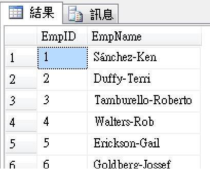 [SQL] 自訂函數-4