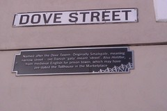 Photo of Black plaque number 30548
