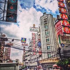 #chinatown #bangkok #thailand