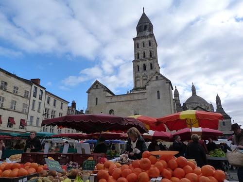 Foto de Périgueux (Périgord, Francia)