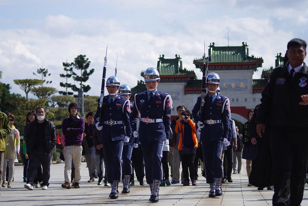 中華民國 空軍儀隊