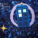 My Who-niverse - Tardis by quilteddelights