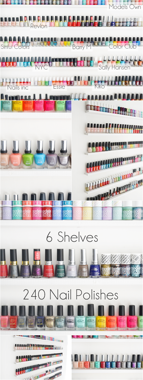 DIY_Nail_Polish_Shelves_Storage