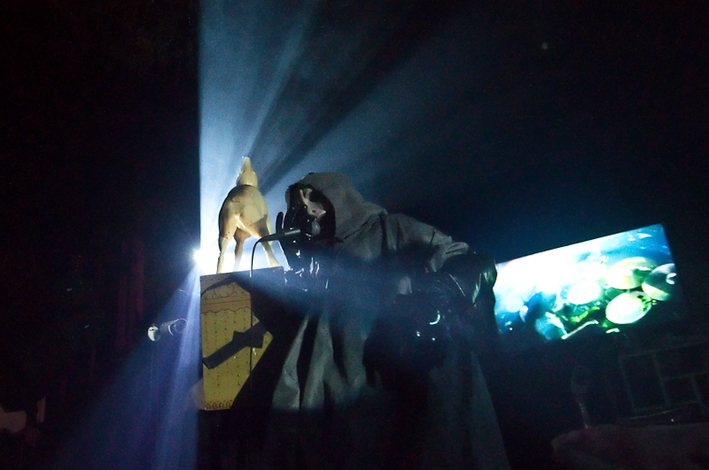Skinny Puppy @ The Fillmore 03-04-2014