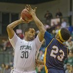 2014-03-07 -- NCAA men's basketball vs. Webster