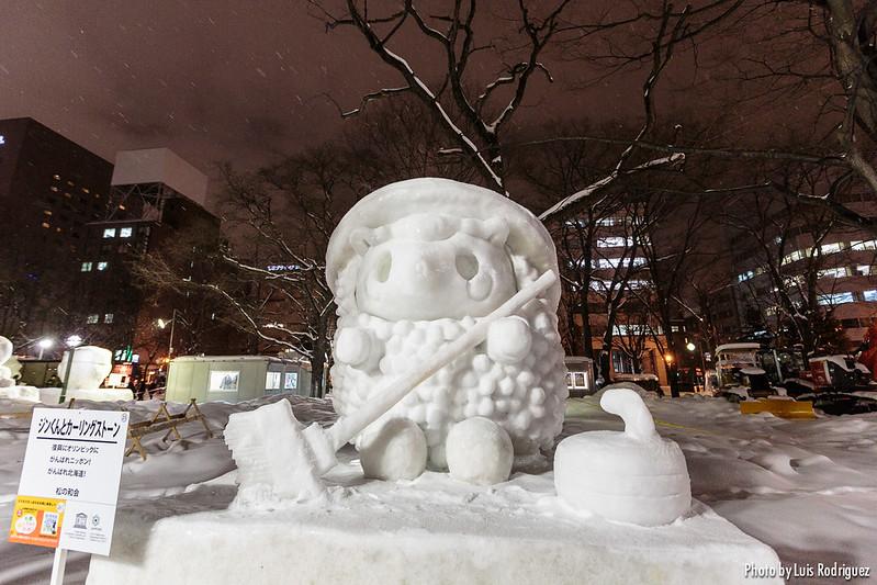 Sapporo Yuki Matsuri-29
