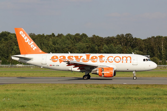 Easyjet - A319 - HB-JZM (1.5)
