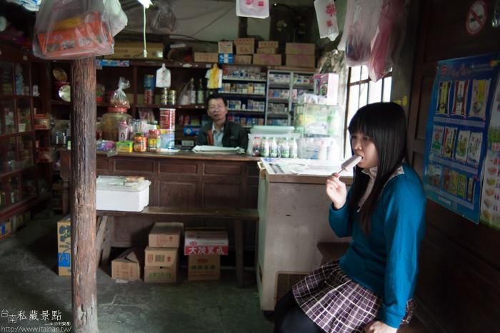 台南私藏景點--學甲寮平和里 X 蜀葵、小麥、羊群、老厝群 (47)