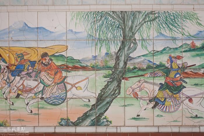 台南私藏景點--學甲寮平和里 X 蜀葵、小麥、羊群、老厝群 (19)