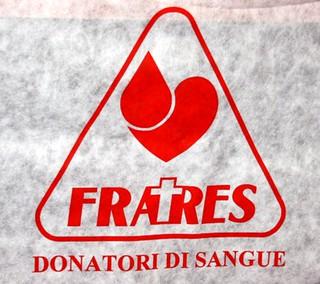 fratres donatori sangue