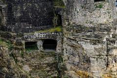 Luxembourg's underground galleries - Bock Casemates