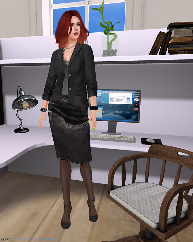 Bears - Beets - Battlestar Galactica :NEW Blog Post @ Second Life Fashion Addict