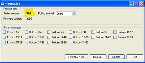 Sim Monitor Config 5
