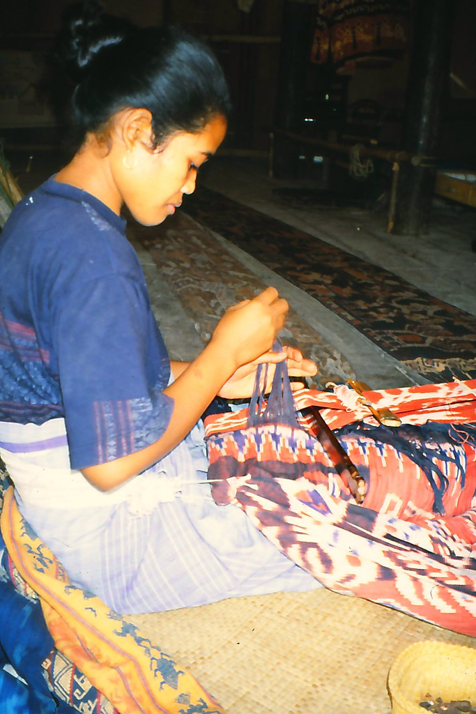 Sumba Map - Nusa Tenggara  Indonesia