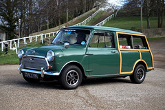 Austin Mini MkII Countryman