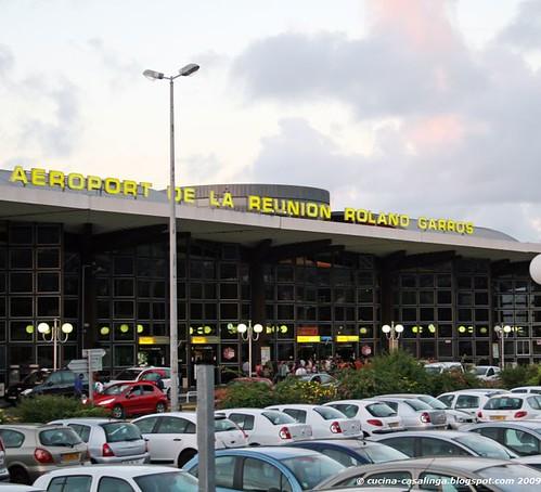 Aeroport Roland Garros Reunion