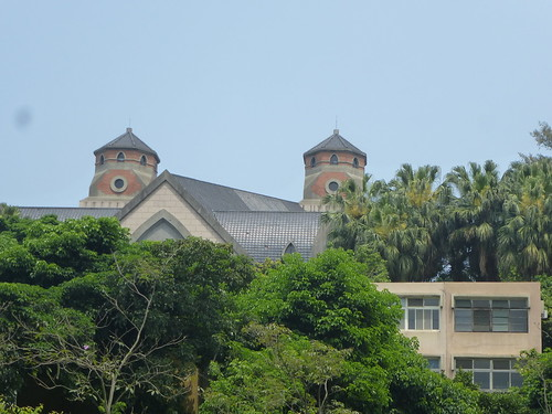 VTW14-Taipei-Tansui-Fort Domingo (1)