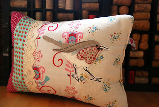 Robin Scented Cushion