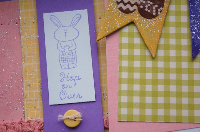 Easter cards-close-up