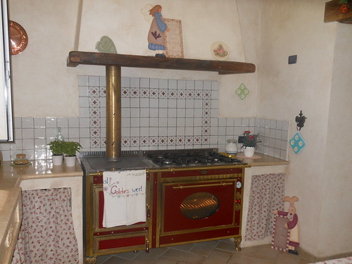 My country kitchen