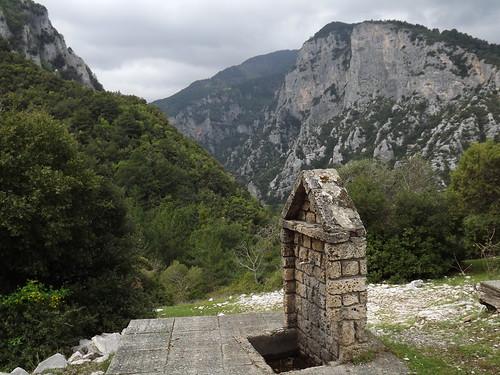 greece macedonia gorge pieria litohoro litochoro πιερία enipeas μακεδονία λιτόχωρο ενιπέασ φαράγγιτουενιπέα golna γκόλνα ζηλνιά zilnia